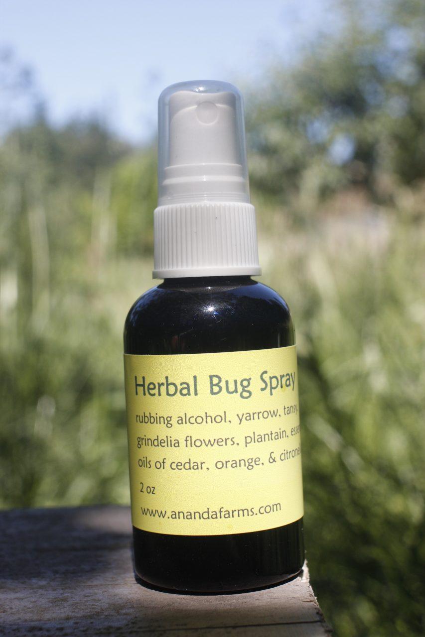Herbal Home Remedies | Ananda Farm Camano Island